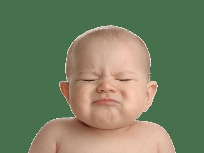 LECZENIE kolka u niemowlaka